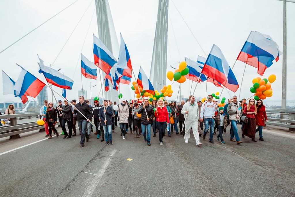 Первомайские мероприятия в Приморье отменены