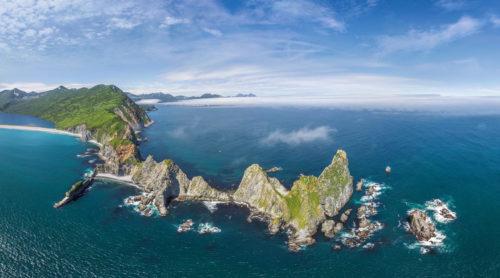 Курильские острова ждут смелых приморцев!