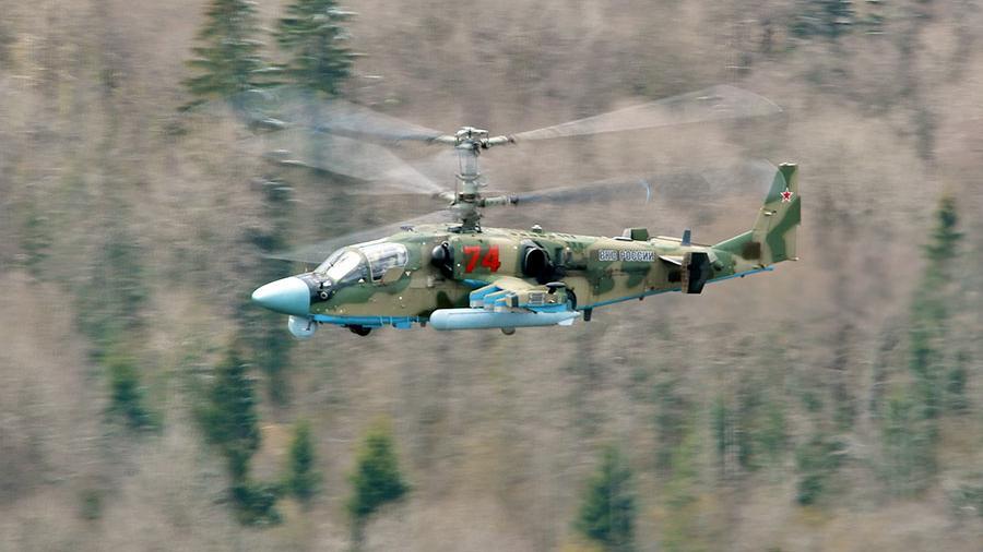"""На заводе """"Прогресс"""" наладят выпуск новых вертолетов"""