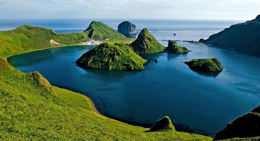 Курильские острова ждут смелых!