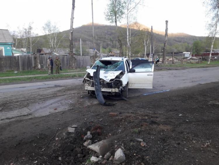 В Кавалерово произошло ДТП со смертельным исходом