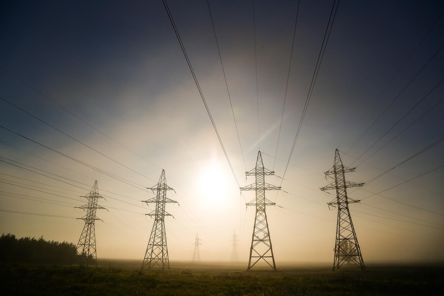 Восстановлено электроснабжение в п. Рудном