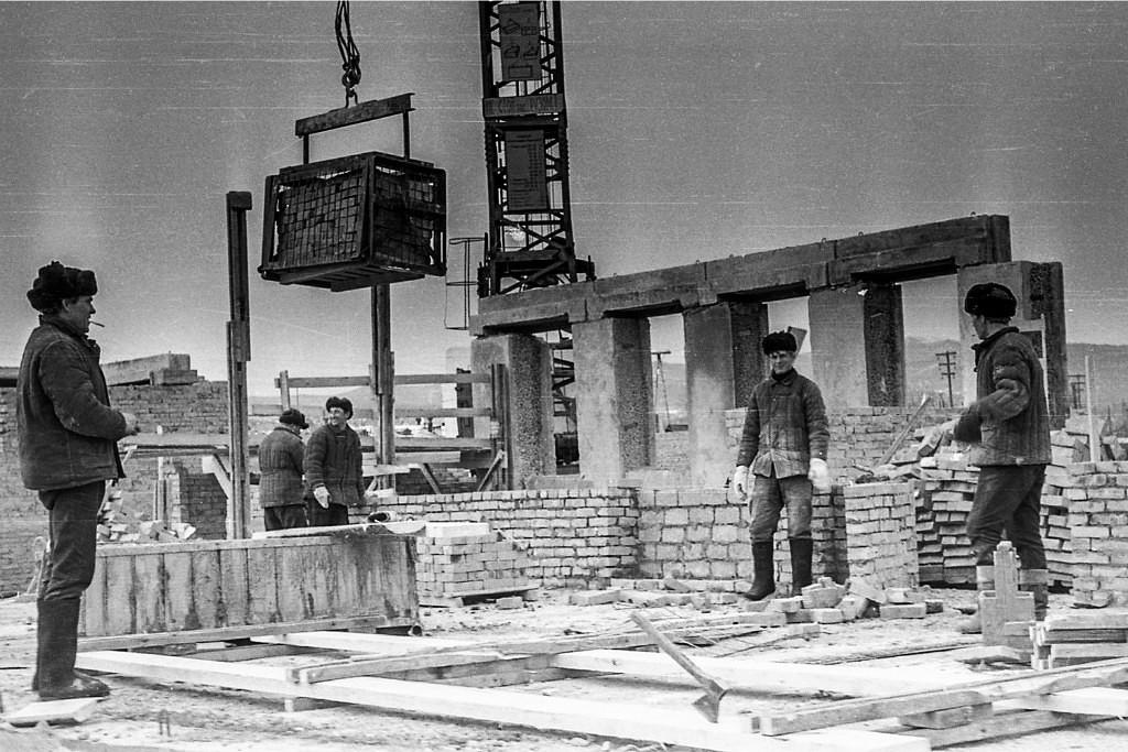 День строителя отмечают в Кавалерово