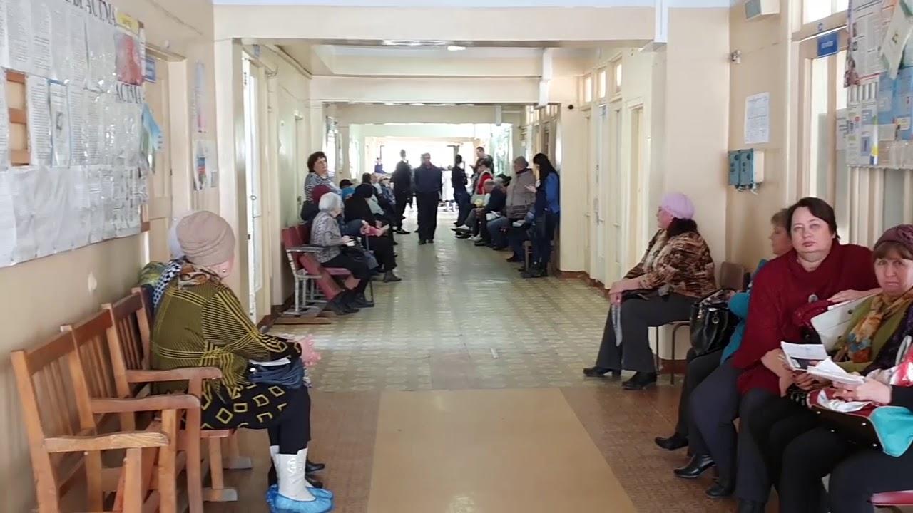 Кавалеровская больница начинает плановый прием пациентов