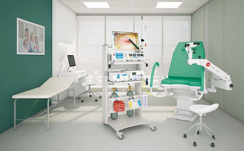 Поступление медицинской техники в Кавалеровскую ЦРБ