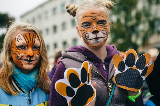 День тигра пройдет в Приморье