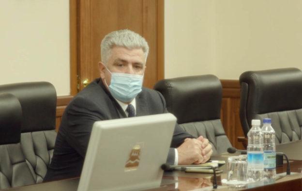 Андрей Кузьмин стал врио главы Минздрава Камчатки