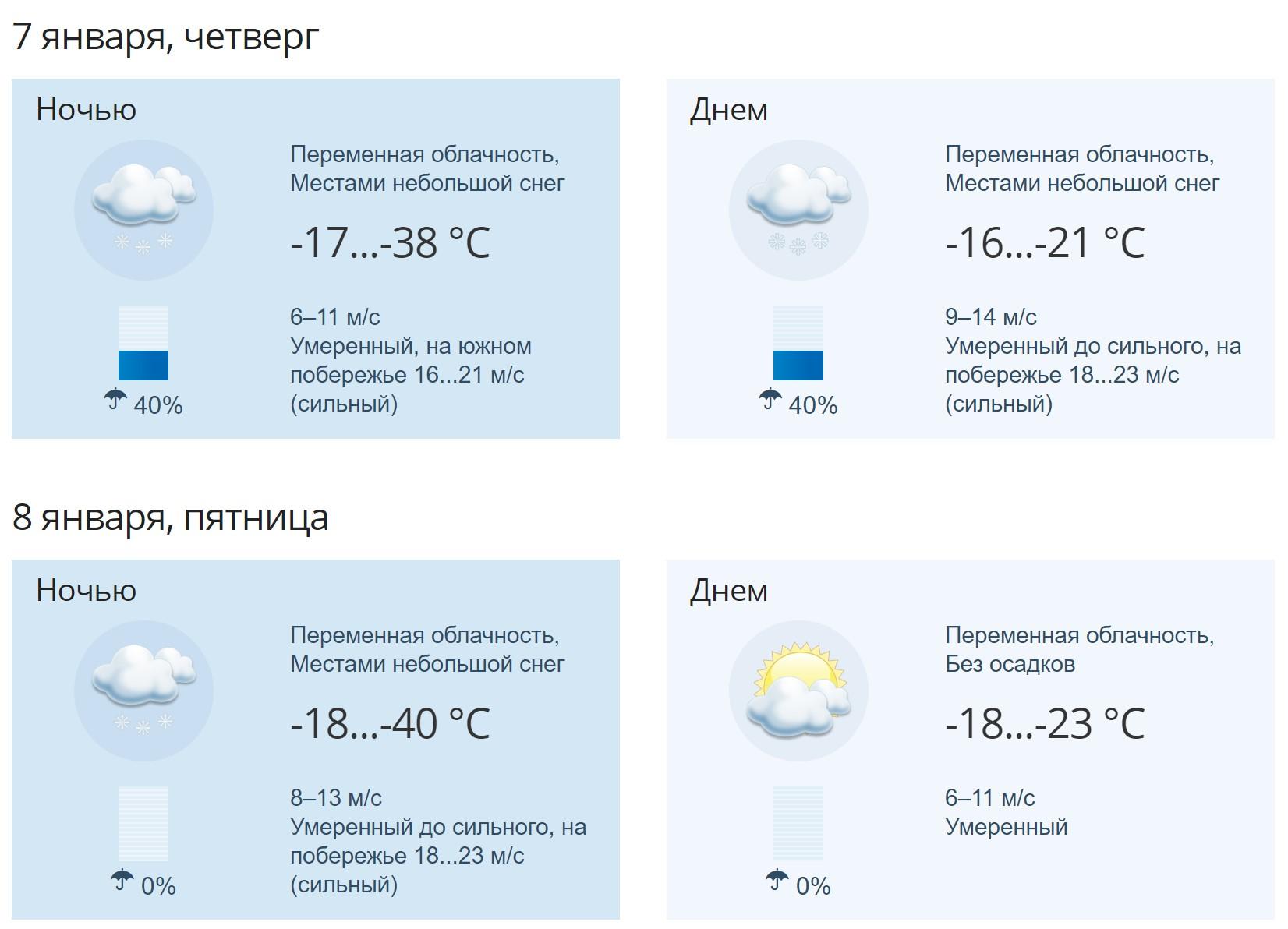 Морозная погода пришла в Приморье