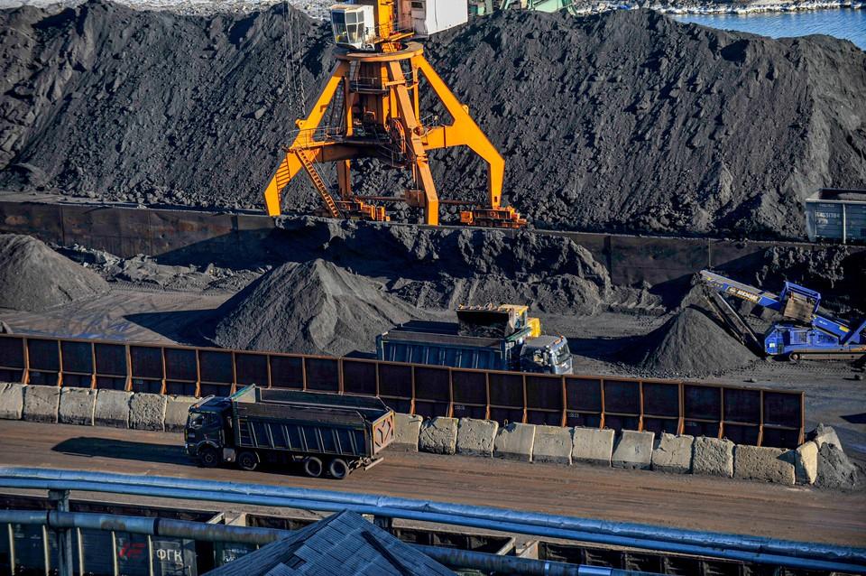 Новый угольный терминал строят в Приморье